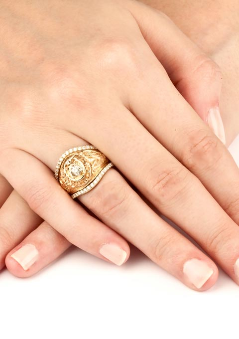 Pre K Class Ring Image